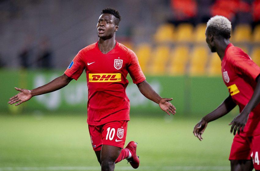 Kamaldeen Sulemana próximo de assinar com o Ajax