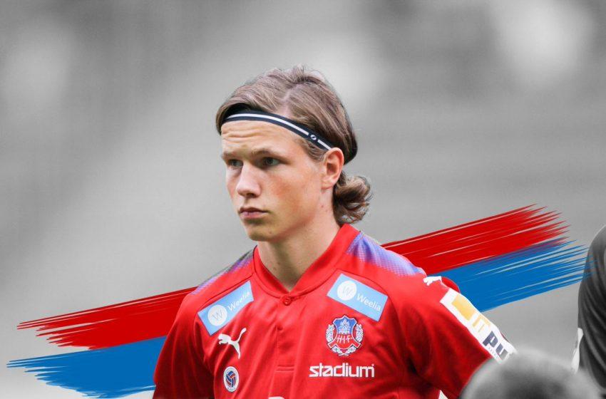 Willem II contrata Max Svensson