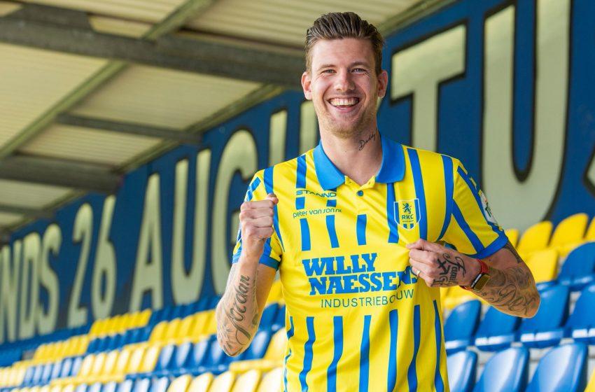 Michiel Kramer assina por duas temporadas com o RKC Waalwijk