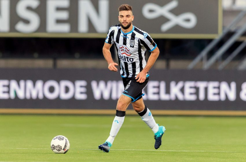 FC Twente reforça a defesa com zagueiro do Heracles