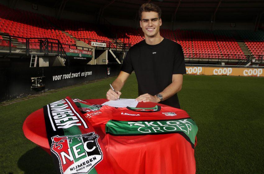 NEC Nijmegen anuncia contratação de zagueiro brasileiro