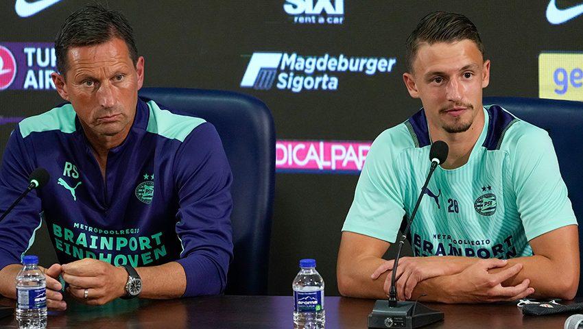 Roger Schmidt e Olivier Boscagli pregam cautela antes do jogo contra o Galatasaray