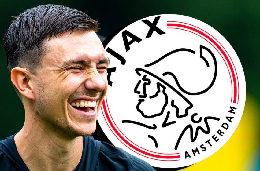 Ajax fecha contratação de Steven Berghuis