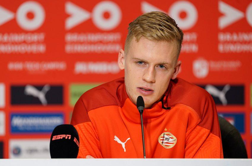 PSV empresta Timo Baumgartl ao 1. FC Union Berlin