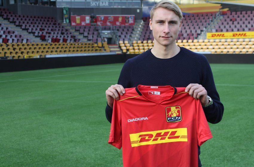 Ulrik Jenssen é mais um reforço do Willem II