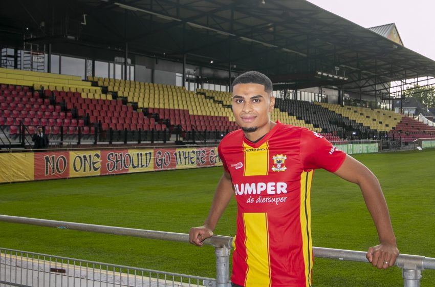 Go Ahead Eagles contrata Yacine Bourhane