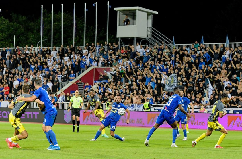 Feyenoord empata sem gols contra o FC Drita Gjilan de Kosovo