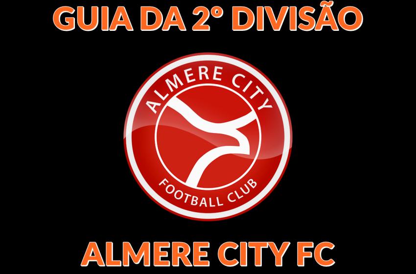 Guia: Almere City 2021/22