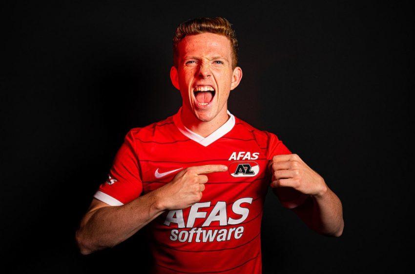 AZ Alkmaar anuncia contratação de Aslak Fonn Witry