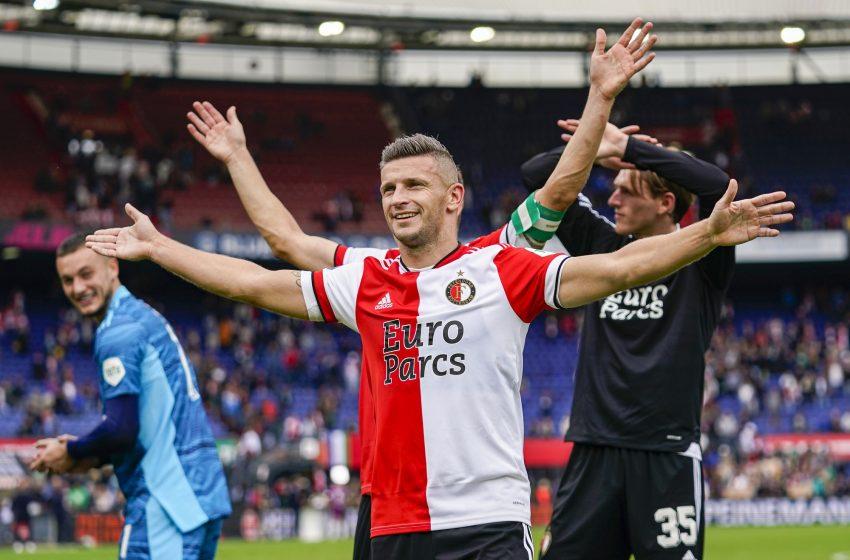 Seleção da 2ª rodada da Eredivisie 2021/22: Bryan Linssen dá show em Roterdã e é o jogador da rodada