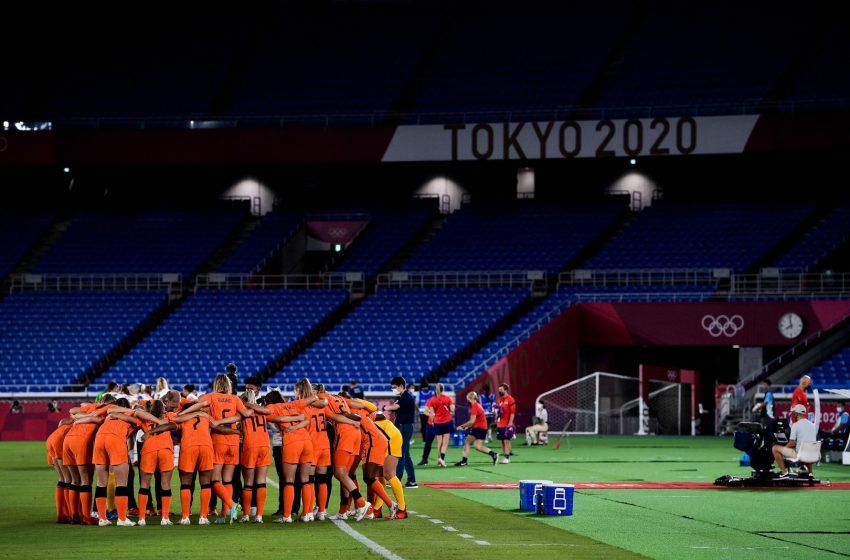 Holanda perde nos pênaltis para os Estados Unidos e dá adeus as Olimpíadas de Tóquio