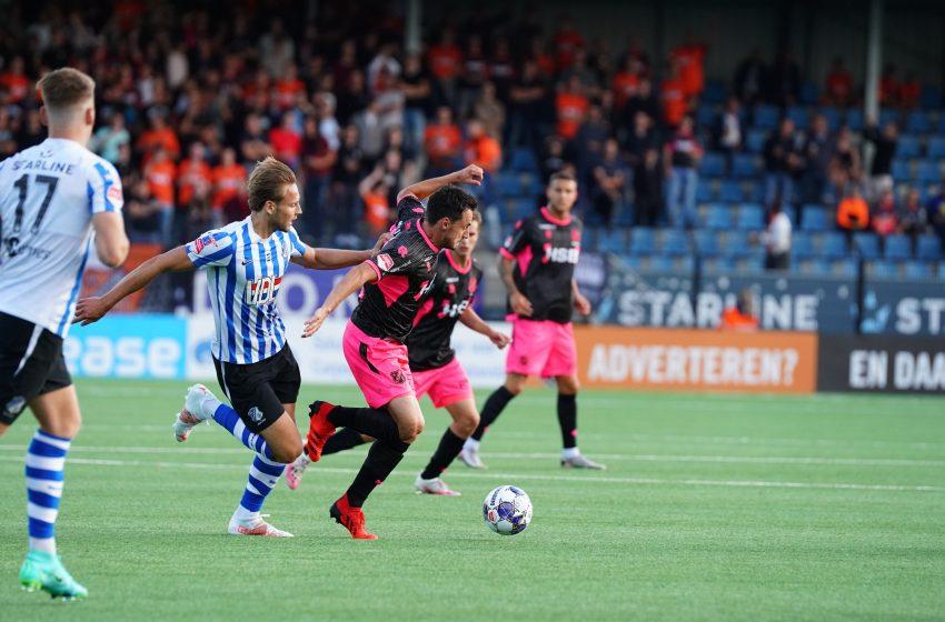 Joey Sleegers brilha, mas FC Eindhoven empata em 2 a 2 contra o FC Volendam em casa