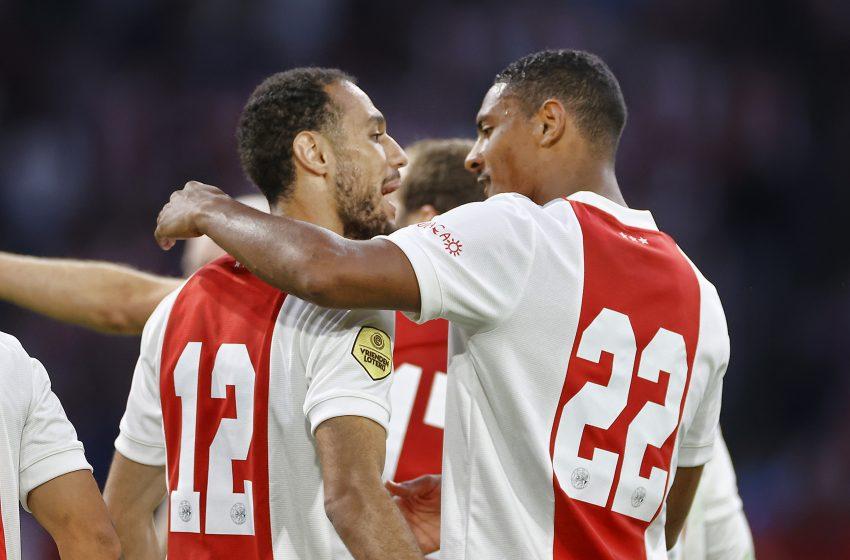 Dušan Tadić brilha e Ajax vence NEC Nijmegen por 5 a 0