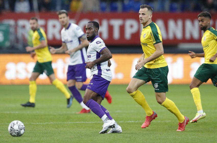 Em jogo de quatro gols, Fortuna Sittard e RKC Waalwijk ficam no empate