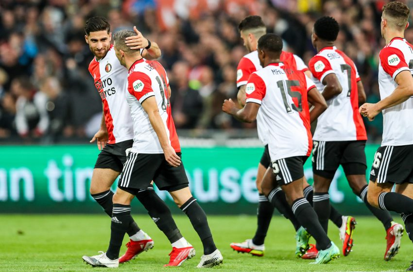 Luis Sinisterra brilha e Feyenoord passa por cima do IF Elfsborg