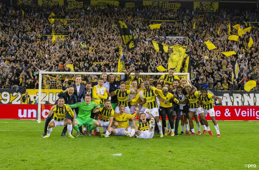 Maximilian Wittek marca duas vezes e garante vaga do Vitesse na UEFA Conference League 2021/22