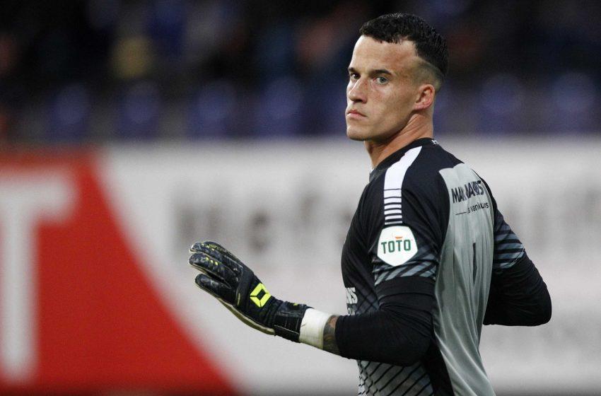 Etienne Vaessen e Michiel Kramer lamentam empate contra o Fortuna Sittard