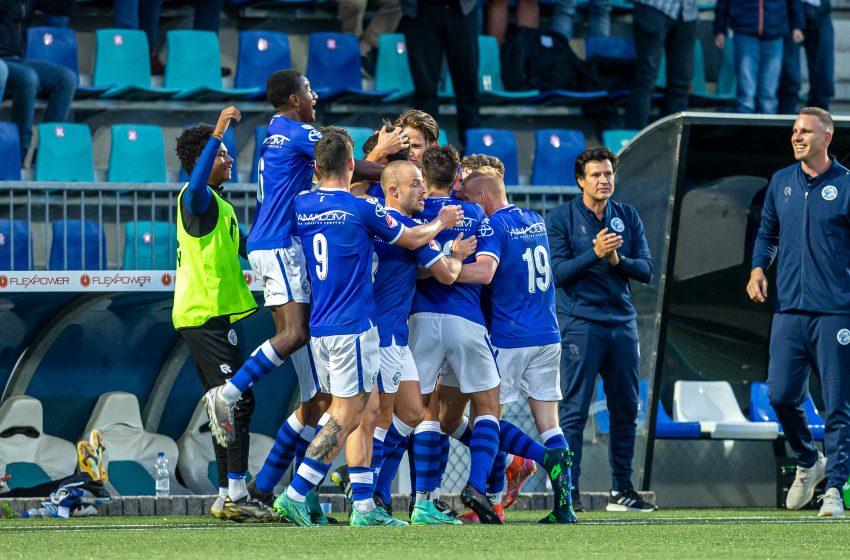 FC Den Bosch bate Helmond Sport por 2 a 0