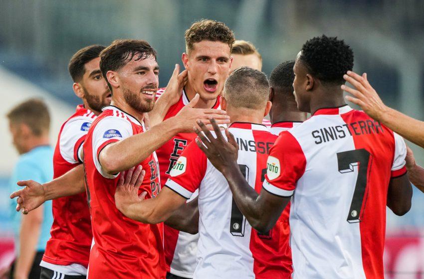 Guus Til brilha novamente e Feyenoord vence FC Luzern por 3 a 0