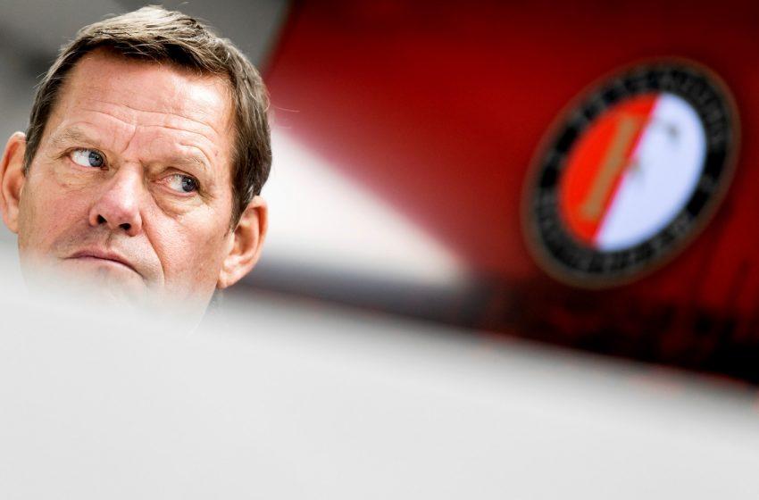 Bas Dost está na lista de possíveis reforços do Feyenoord