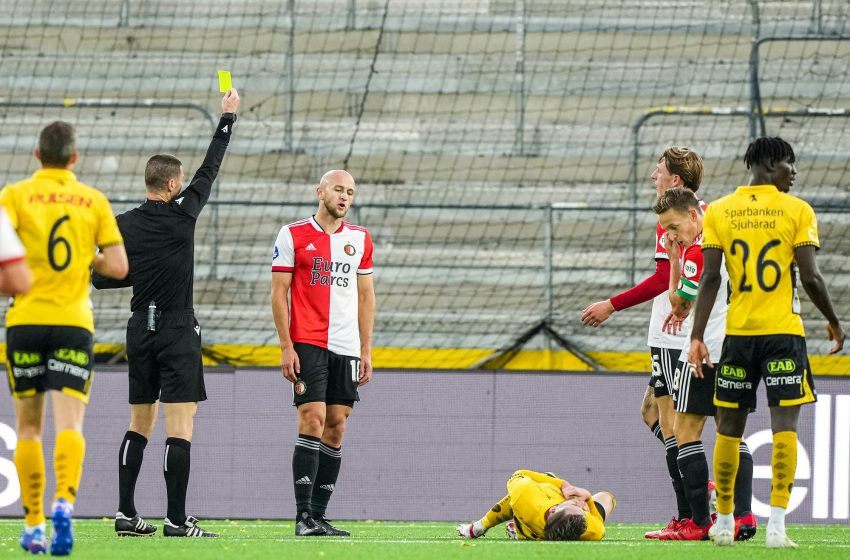 Feyenoord joga mal, perde na Suécia, mas se garante na fase de grupos da UEFA Conference League