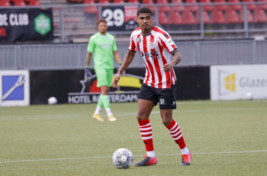FC Groningen envia proposta por Laros Duarte