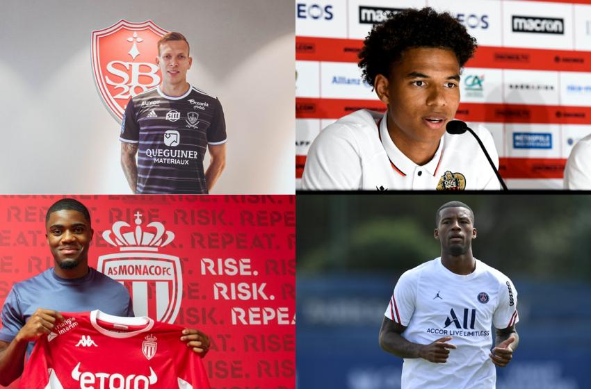 Ligue 1 começará com 10 holandeses na competição, dentre eles, Georginio Wijnaldum, Myron Boadu e Calvin Stengs