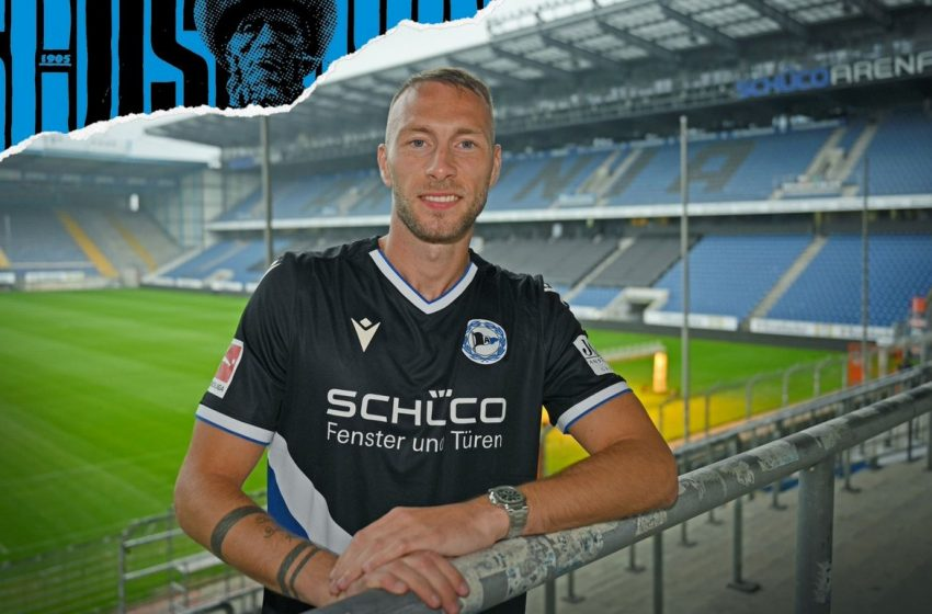 Mike van der Hoorn retorna para o FC Utrecht