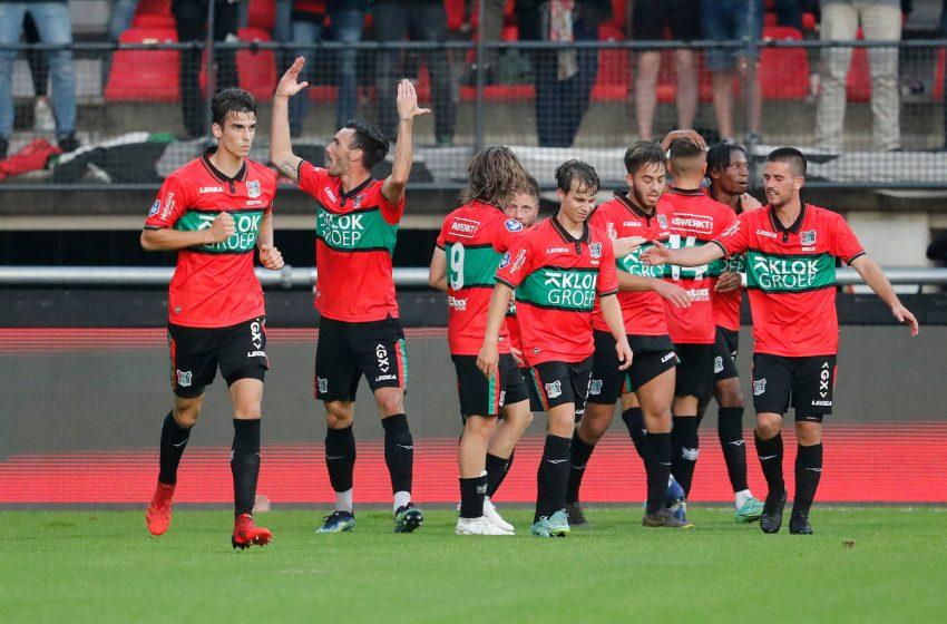 Após oito anos, NEC Nijmegen volta a vencer o PEC Zwolle