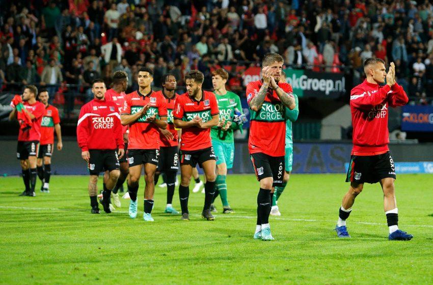 Lasse Schöne afirma que elenco do NEC Nijmegen ficou muito aliviado após vitória