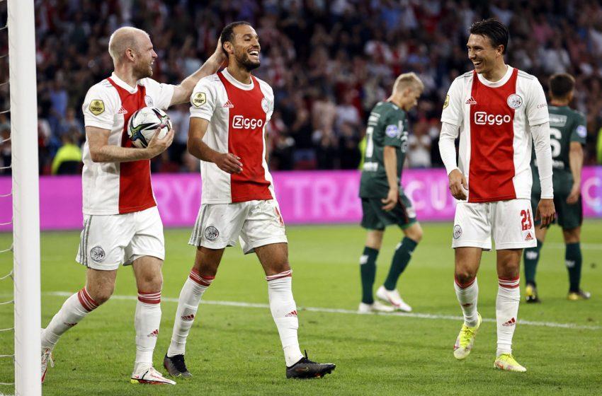 Seleção da 1ª rodada da Eredivisie 2021/22: Dušan Tadić é o melhor da rodada, mas Toshio Lake do Fortuna Sittard também merece destaque