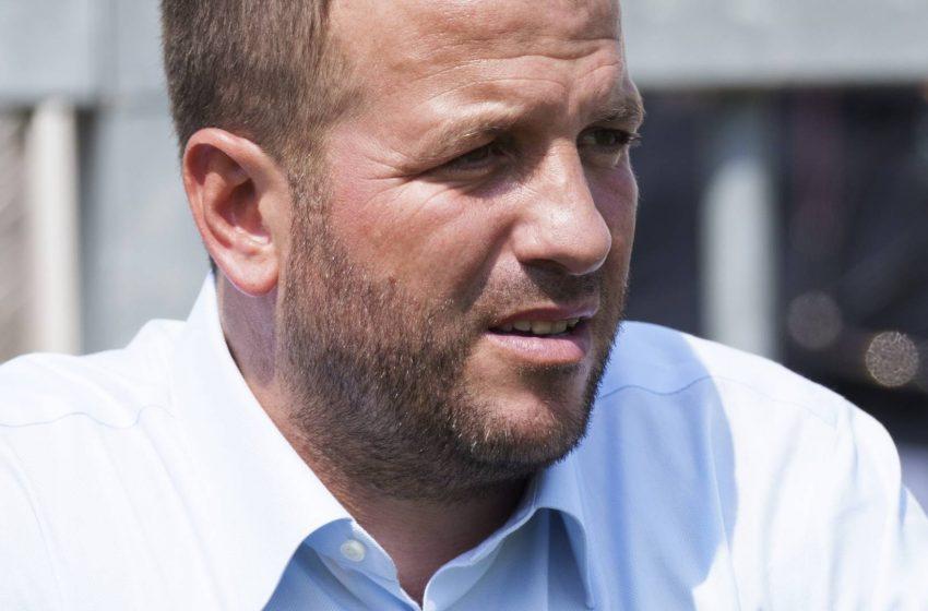 Rafael van der Vaart será auxiliar técnico na Dinamarca