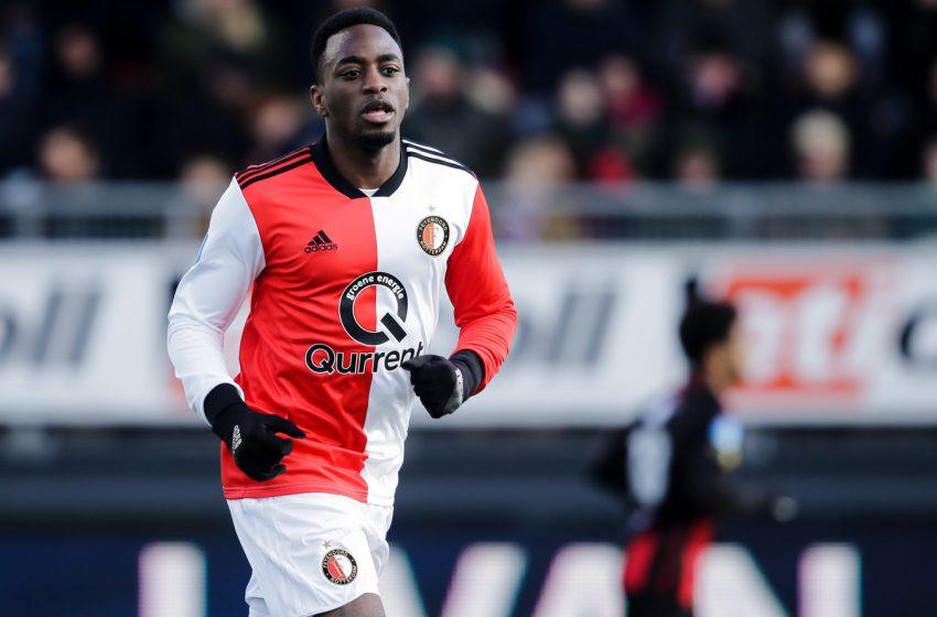 Feyenoord vende Ridgeciano Haps para clube italiano