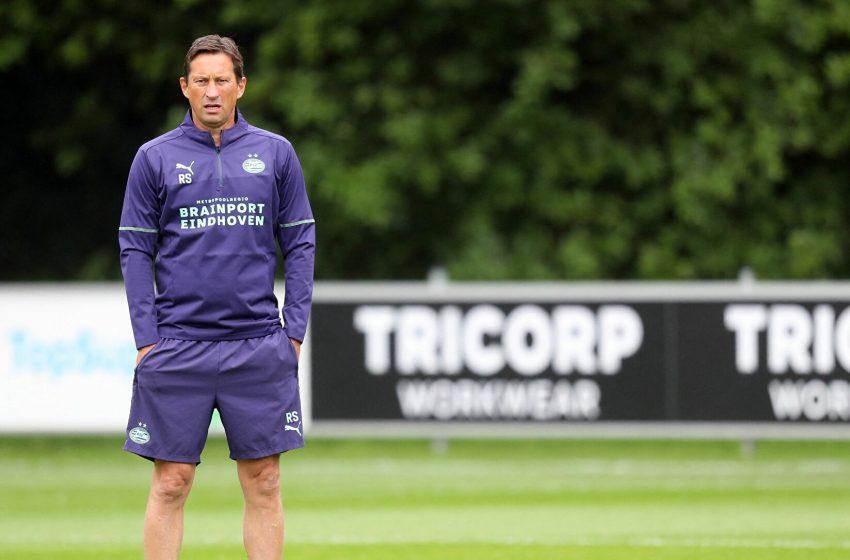 Roger Schmidt exalta qualidade defensiva do PSV e projeta jogo contra o Benfica