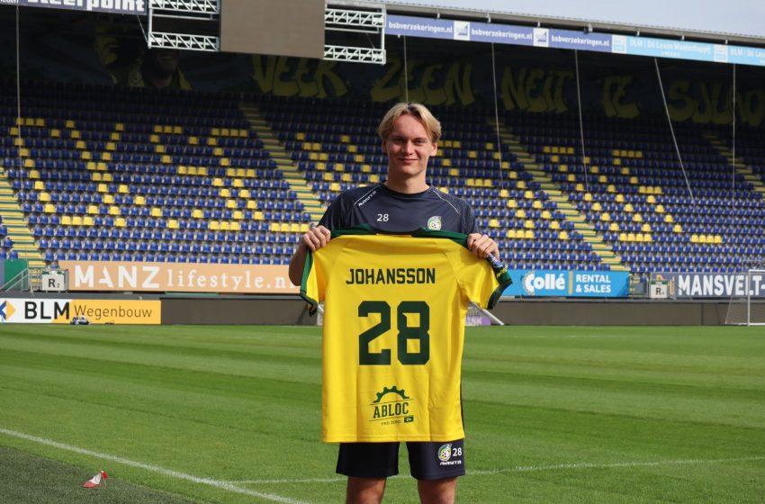 Ryan Johansson é mais um reforço do Fortuna Sittard
