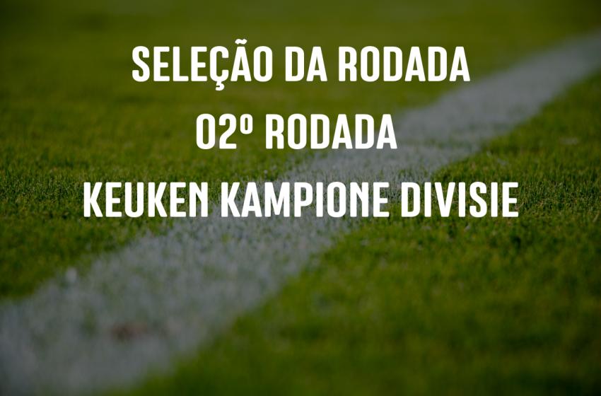 Confira a seleção da segunda rodada da Keuken Kampioen Divisie 2021/22