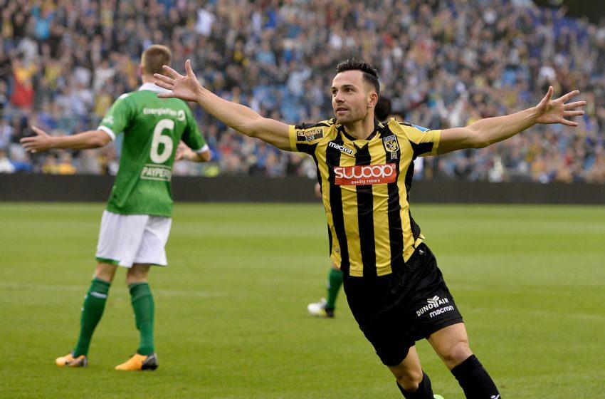 Thomas Bruns deixa o Vitesse e assina com clube da Turquia