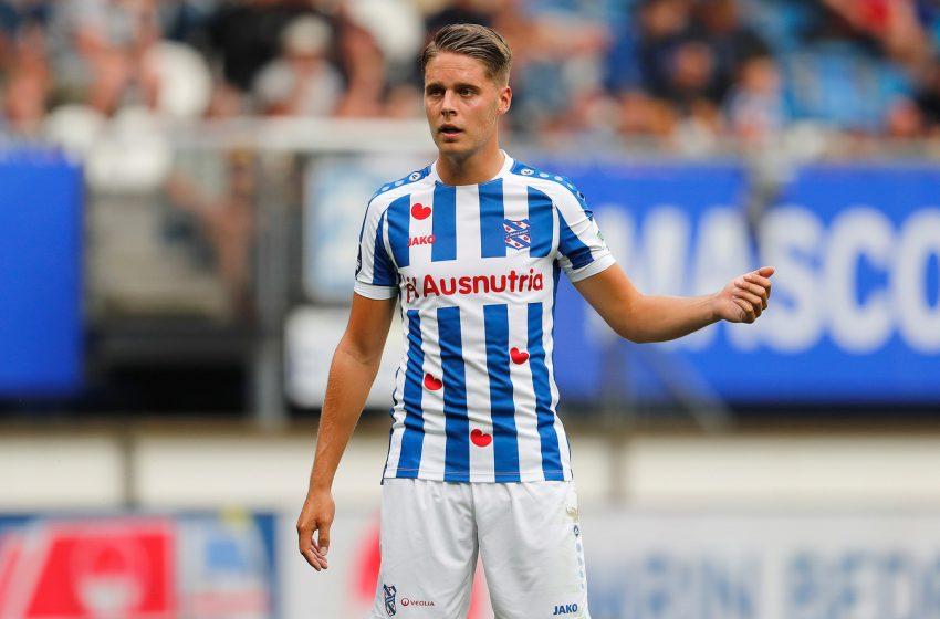 Joey Veerman poderá ser o substituto de Teun Koopmeiners no AZ Alkmaar
