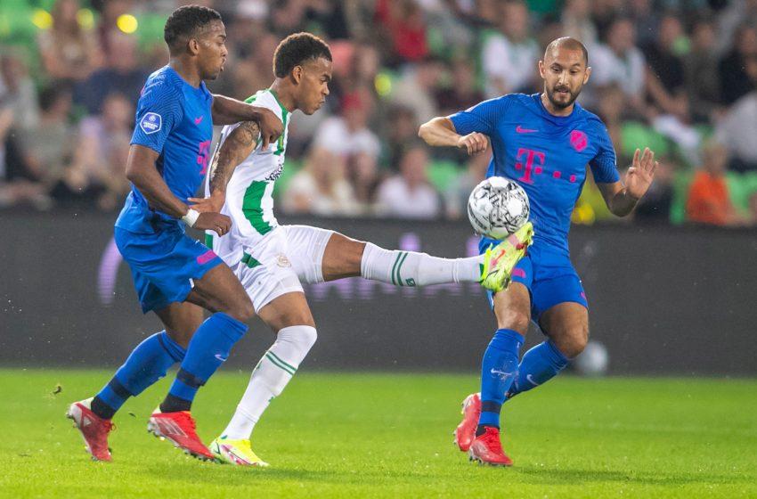 FC Groningen e FC Utrecht ficam no empate sem gols