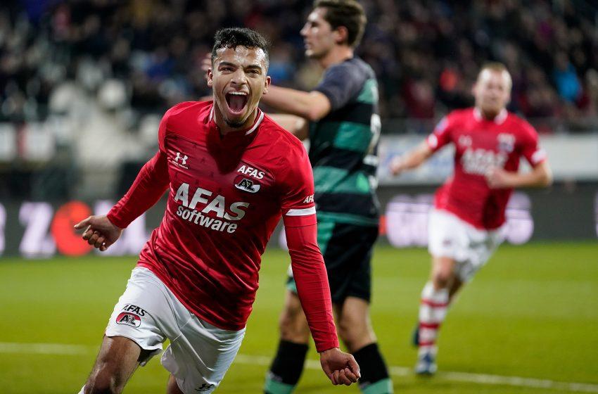 Owen Wijndal será o novo capitão do AZ Alkmaar