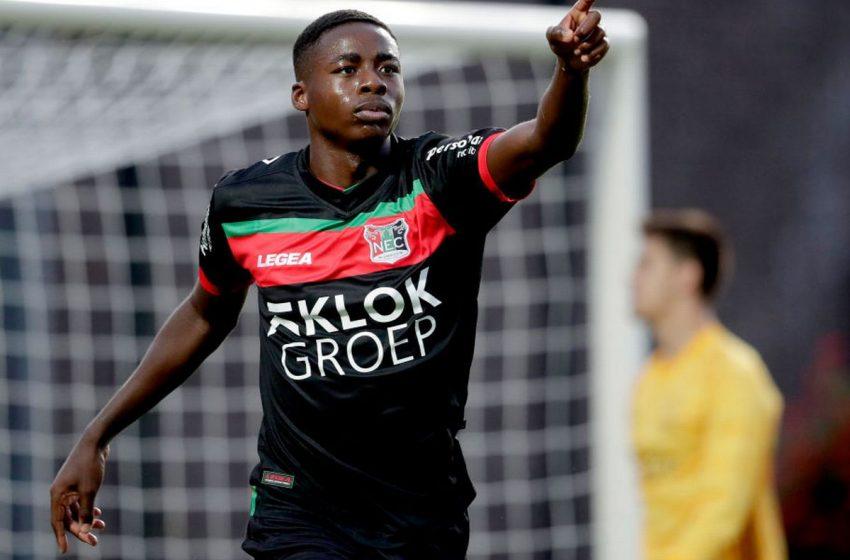 SC Heerenveen anuncia contratação de Anthony Musaba