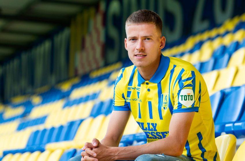 Dario van den Buijs assina por quatro temporadas com o RKC Waalwijk