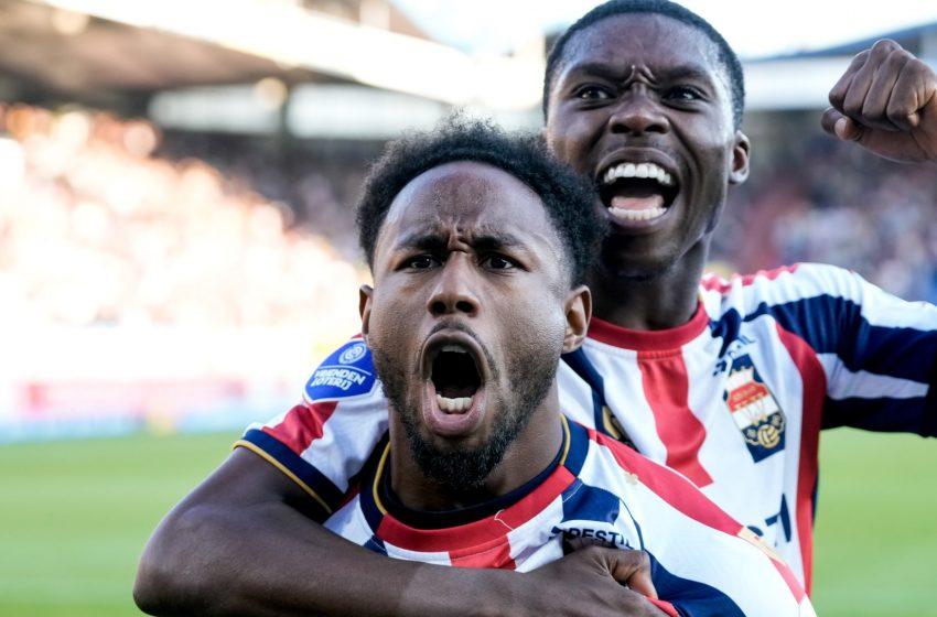 No clássico de Brabante do Norte, Willem II bate PSV por 2 a 1