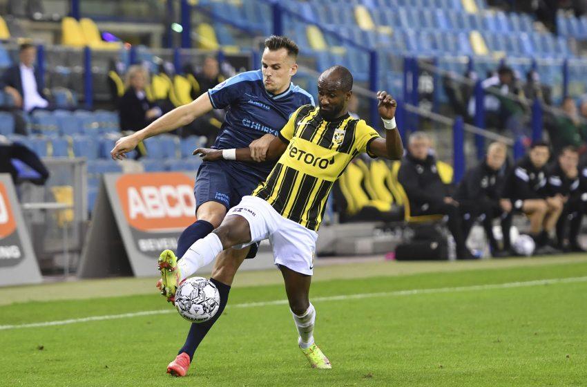 Vitesse e Fortuna Sittard ficam no empate em Arnhem