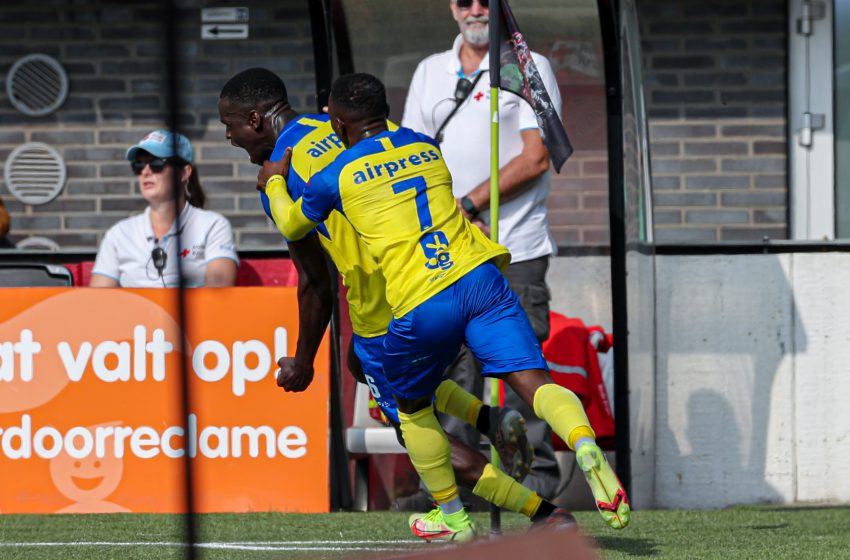 Sparta Rotterdam dominou a partida, mas SC Cambuur foi mortal