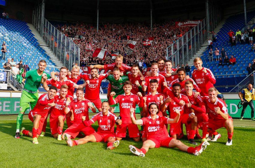 FC Twente bate SC Heerenveen e chega a quatro vitórias seguidas