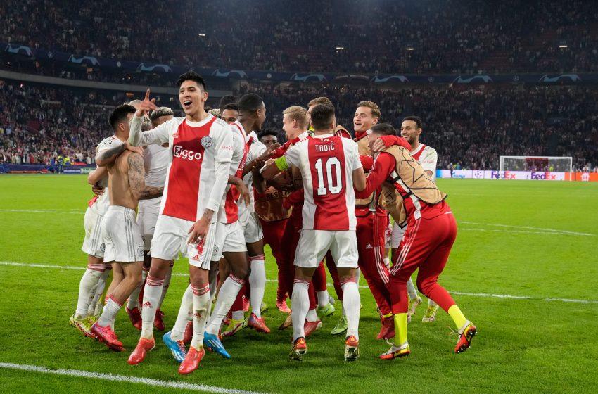 Steven Berghuis e Sébastien Haller marcam e Ajax vence Beşiktaş por 2 a 0