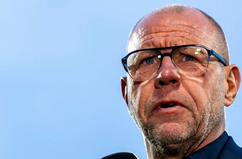 Fred Grim reconhece baixo rendimento do Willem II, mas comemora vitória