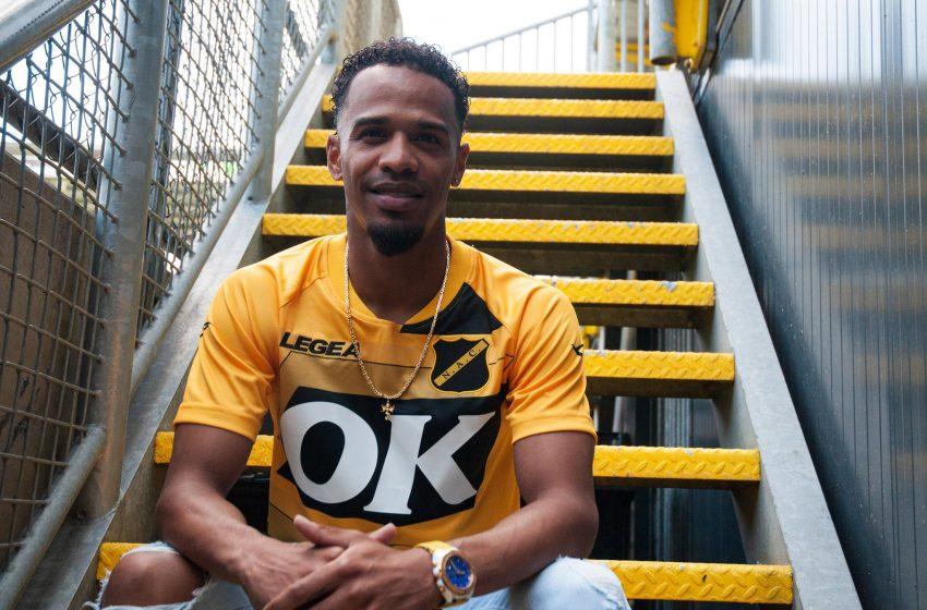 Jarchinio Antonia assina por duas temporadas com o NAC Breda