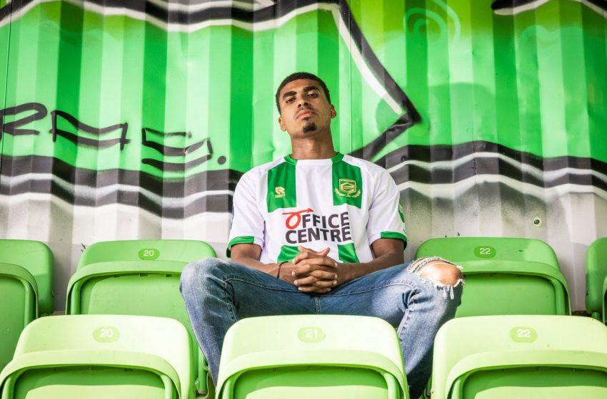 Laros Duarte assina com o FC Groningen